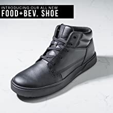 Introducing the all new Food and Beverage shoe