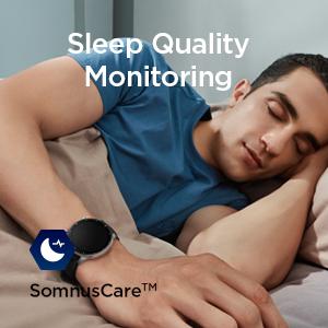 Sleep Monitoring Smartwatch