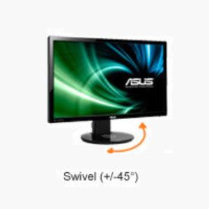 ASUS VG248QE - Monitor de Gaming de 24