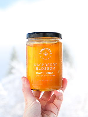 100% pure raw sustainably sourced premium honey Canada Canadian paleo non-gmo gluten-free natural