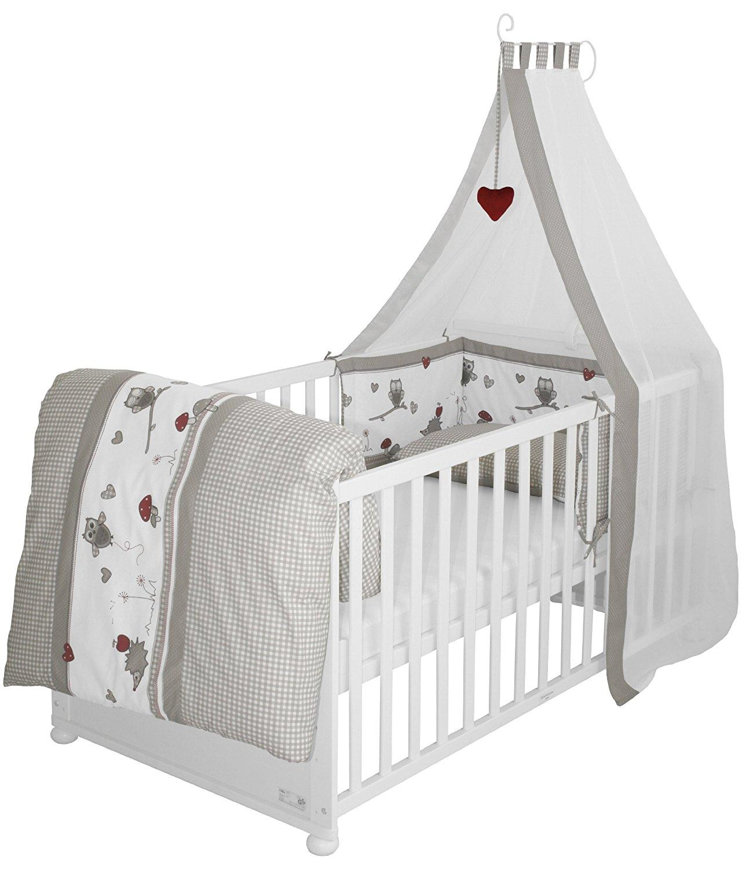 roba komplettwiegenset babywiege 40x90cm holz natur. Black Bedroom Furniture Sets. Home Design Ideas