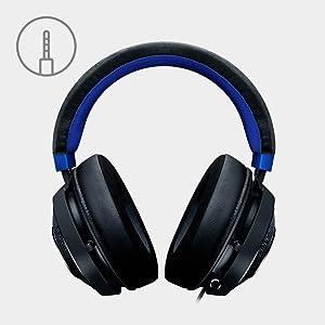 Razer Kraken para Consolas Auriculares Gaming con Cable ...
