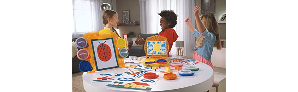 Paint Sation Mess free Kids Paint