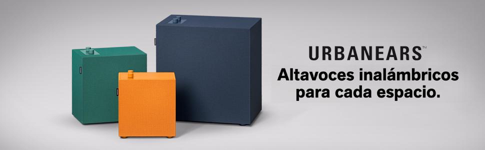 Urbanears Lotsen - Altavoz Multiroom Bluetooth y Wifi, color ...