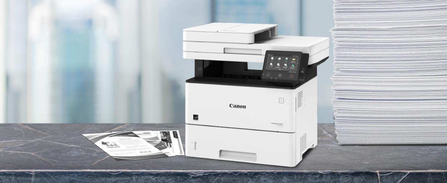 Amazon.com: Canon imageCLASS D1650 (2223C023) Impresora ...