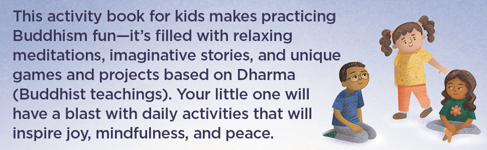 buddhism, buddhism for kids, mindfulness, meditation, inspirational books