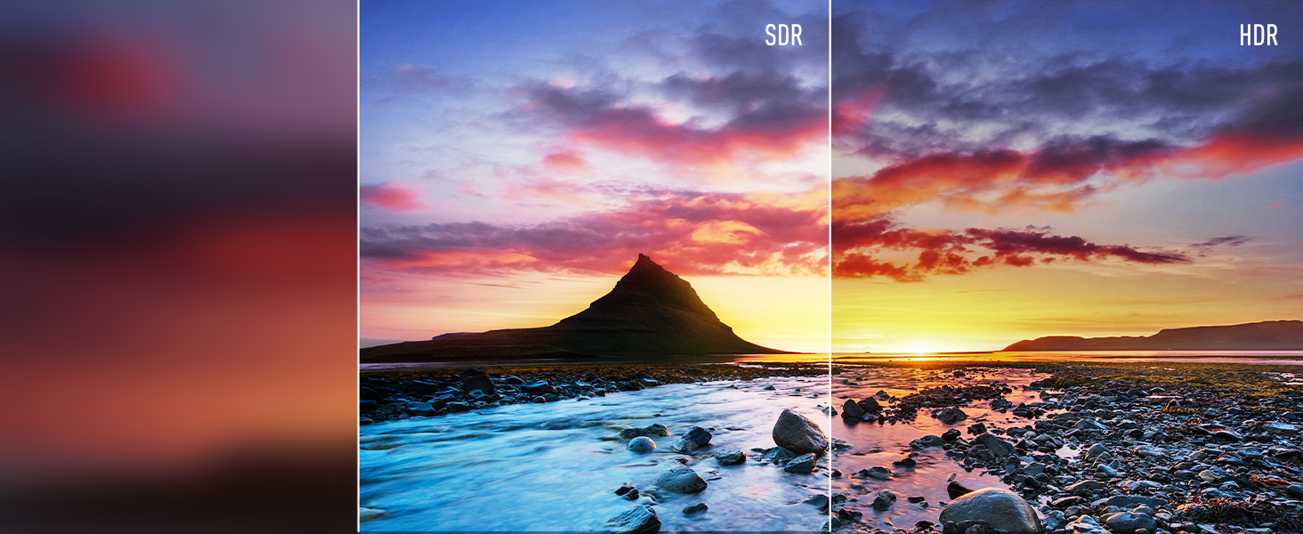 lumix s1 hdr modes in hlg format