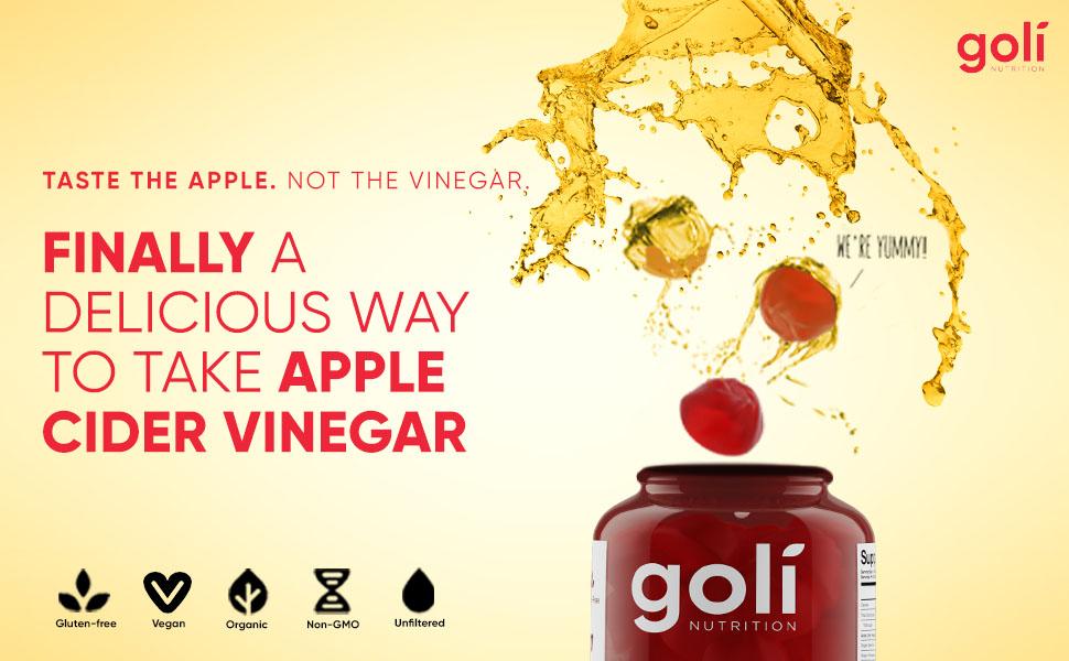 Finally, a delicious way to take Apple Cider Vinegar