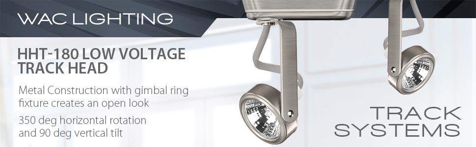 Track Lighting, LED Lighting, WAC Lighting