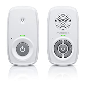 Motorola MBP21 Babyphone Audio Digitales Babyfon mit DECT
