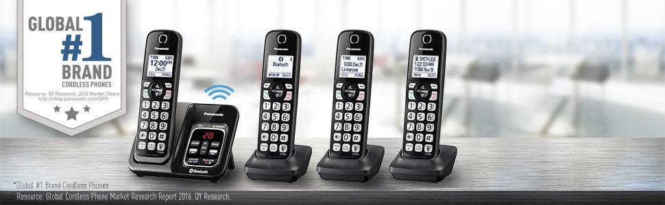 amazon com panasonic kx tgd564m link2cell bluetooth cordless phone rh amazon com Noise Eliminator Machine Noise Abatement Machine