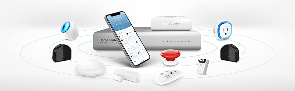 FIBARO, smart home, Z-Wave Plus