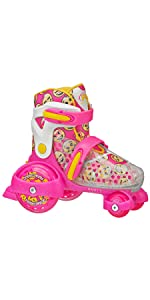 FunRoll Quad roller skates for kids