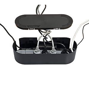 Boîte de Rangement pour Câbles