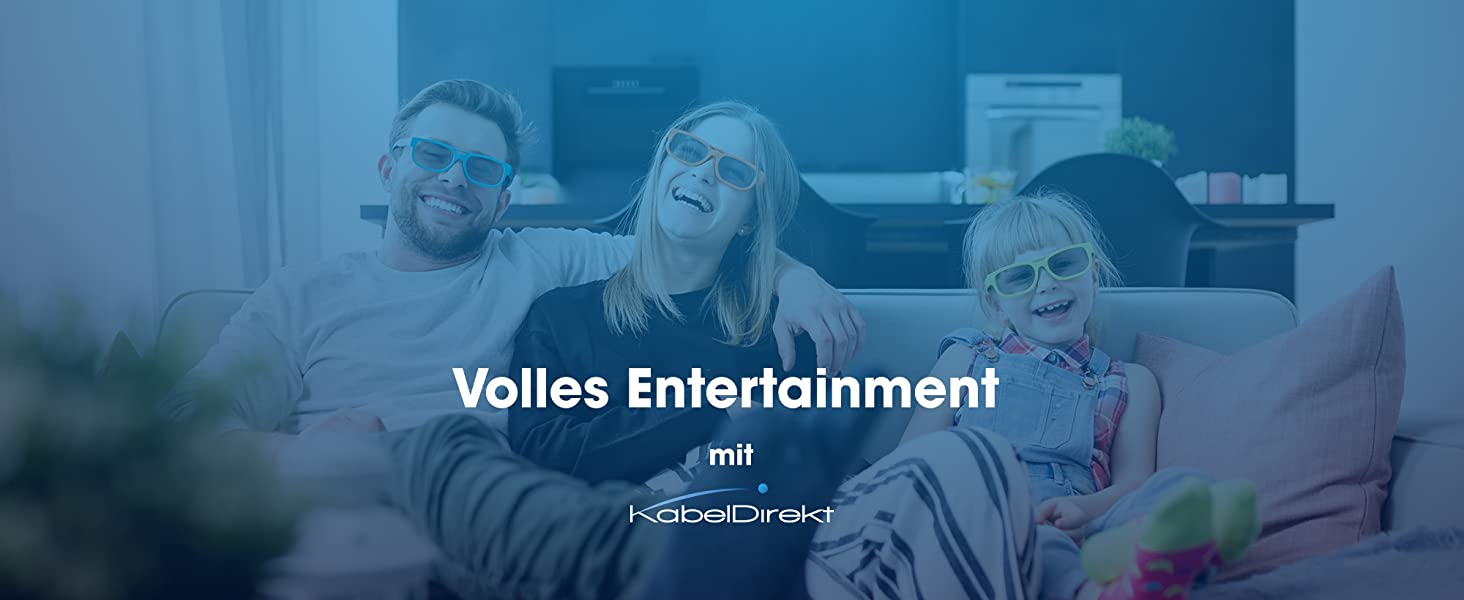 KabelDirekt - Volles Entertainment