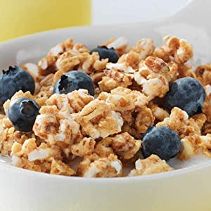 Kashi Breakfast Cereals are wholesome, packed with nutrition and have a burst of flavor and crunch.