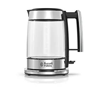 Amazon.com: Russell Hobbs Cafetera: Kitchen & Dining
