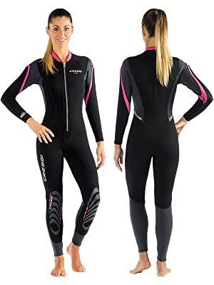 Cressi Women s Lei Premium Neoprene 2.5 mm Wetsuit Full Length Scuba ... 0e2a75bbc
