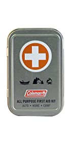 First, Aid, Tins