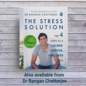 The 4 Pillar Plan, Rangan Chatterjee