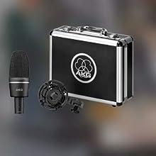 AKG C3000 Microphone  7