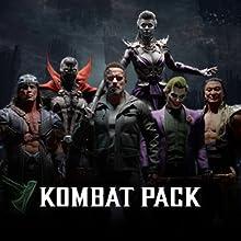 Kombat Pack Terminator Joker Spawn