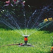 circular sprinkler