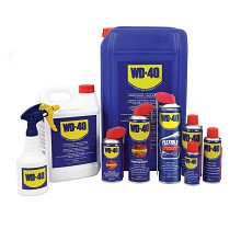 wd40, wd40 prodotto multifunzione, sbloccante, sgrassatore, lubrificante spray, detergente auto,