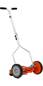 american lawn mower reel push manual lawnmower yard garden grass cutter cut manual self propelled