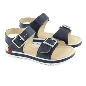 Sandal, kids, Leather, Comfort, Handcrafted, Marc Joseph, New York, MJNY