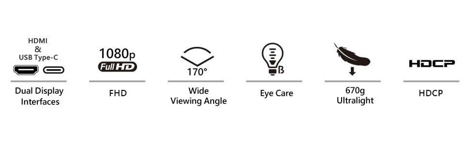Type-C入力/HDMI入力