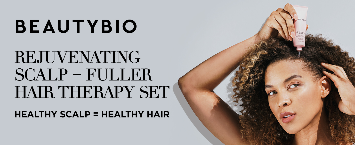 microneedling scalp hair loss growth scalp serum regrowth balding beautybio bioscience