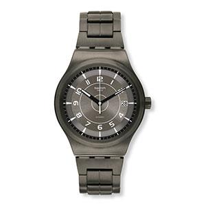 sistem51, watch, swatch, metal