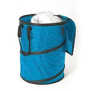 trash, carry, bag