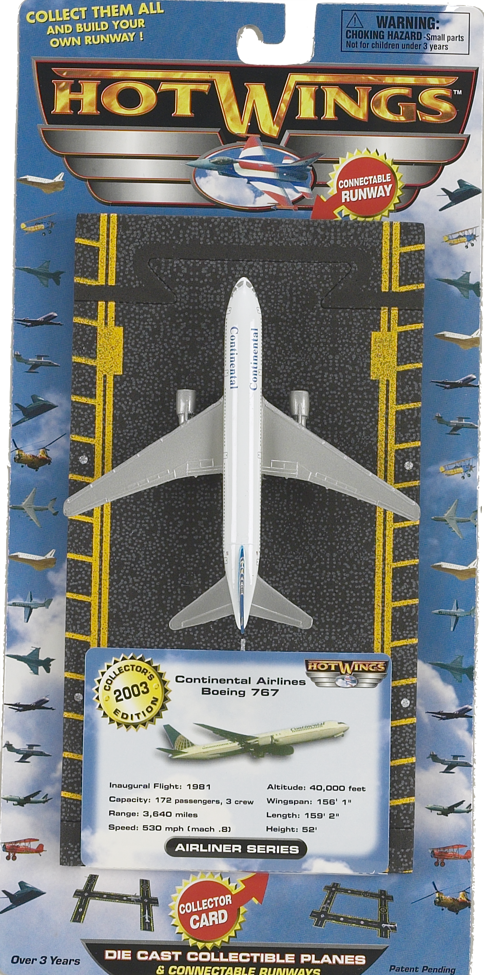 Hot Wings Cessna 172 Jet With Connectible Runway Toys Airplane Wing Parts Aircraft Suppliers View Larger