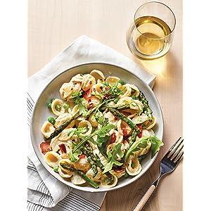 White Wine Spring Pasta