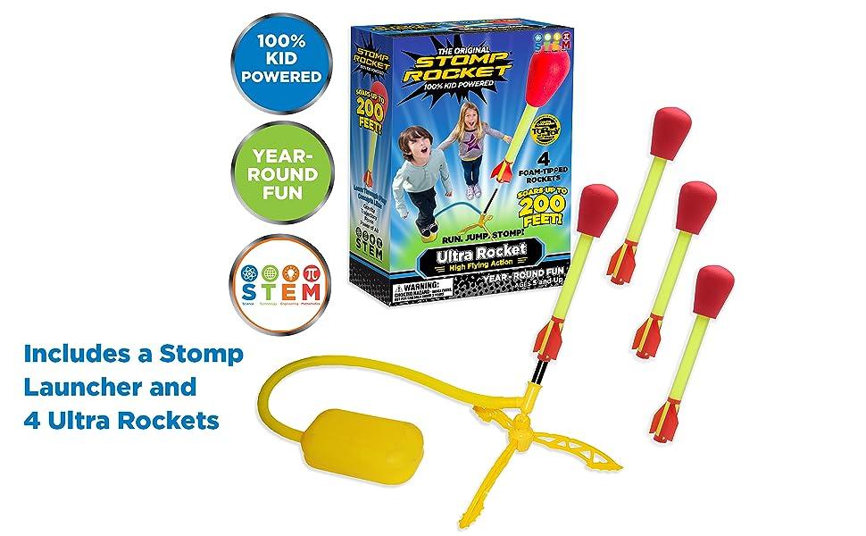Ultra Rocket Stomp Rocket