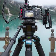 SIRUI VH-10 Fluid Video Head with 90 mm Quick Release