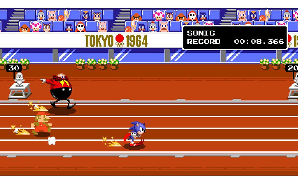 オリンピック, マリオ, ソニック, 東京オリンピック, マリオアンドソニック, スポーツ, ゲーム