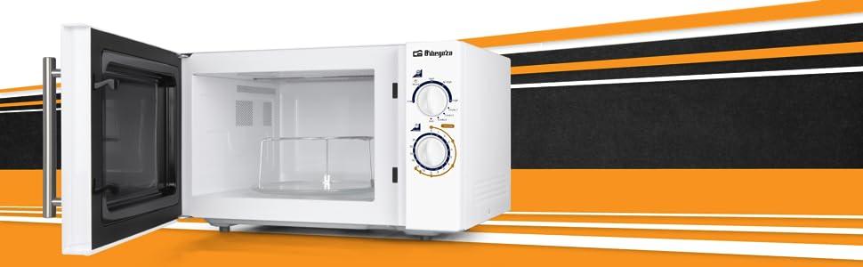 Orbegozo MIG2520 Microondas, 25 litros de Capacidad, 5 Niveles de ...