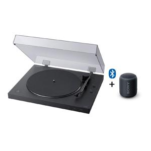Sony PS-LX310BT+SRSXB12, Altavoz, 1, Negro: Amazon.es: Electrónica