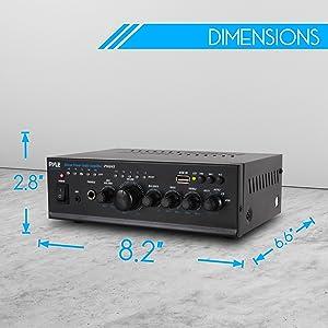 Audio Power Amplifier, Portable amplifier, 2 Channel Stereo Receiver, amplifier, audio amplifier