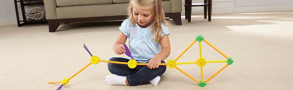 TINKERTOY, building toys, preschool construction, construction, STEM, educational toy, 3+