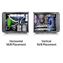Vertical or Horizontal Motherboard Placement
