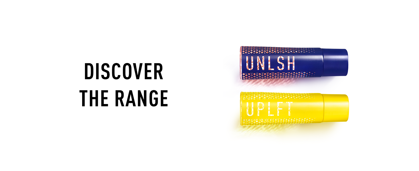 Discover the range - UNLSH and UPLFT