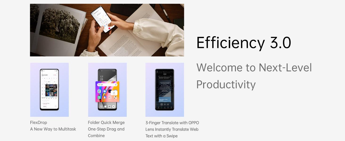 Efficiency 3.0