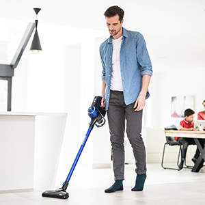 hoover freedom 3in1 cordless stick vacuum cleaner fd22l handheld above floor cleaning. Black Bedroom Furniture Sets. Home Design Ideas