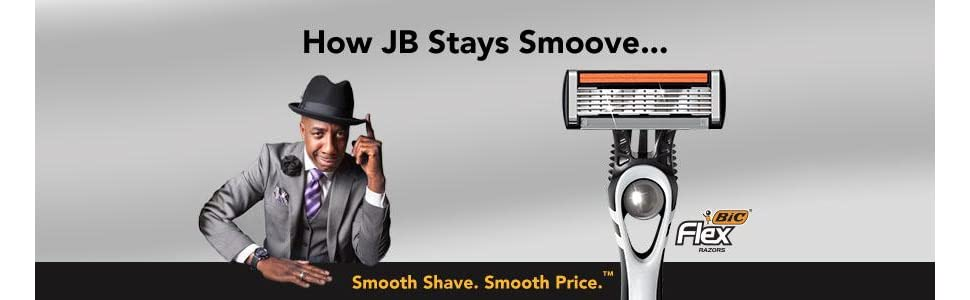 How JB Stays Smoove...