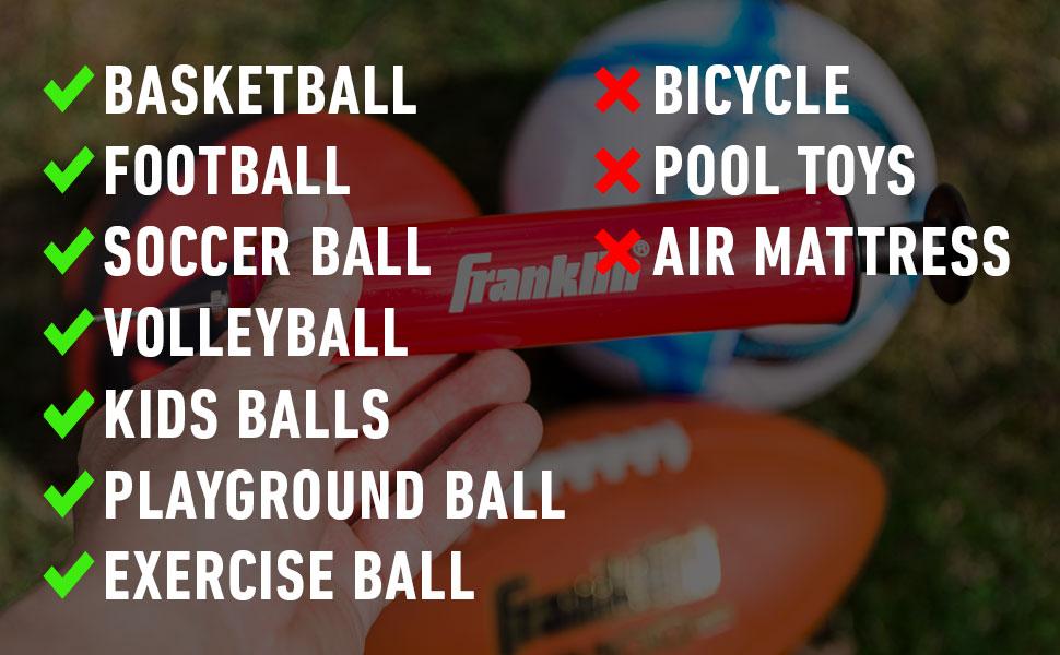 ball inflator, air pump for balls needle, air needle pump, inflate ball, ball pump franklin, air bal