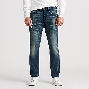 lucky brand 121 heritage slim, lucky jeans men 121 slim, lucky jeans 121,